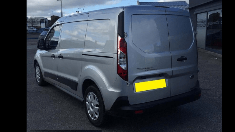 Ford Transit Connect 2016 3 Seater full