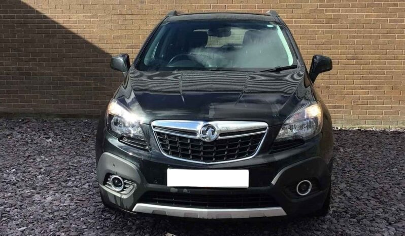 Vauxhall Mokka 1.7CDTI Tech Line, Parking Sensors, Manual, 2014 full