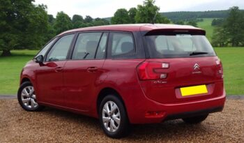 Citroen Grand C4 Picasso VTR+, 1.6HDI, 7 SEATER, Automatic full