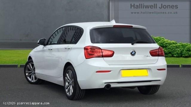 BMW 120d Sport full