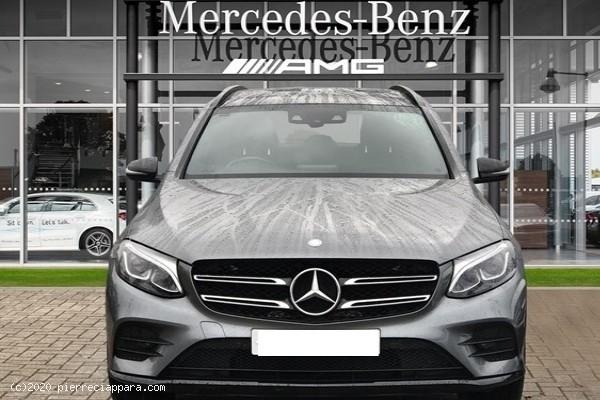 Mercedes GLC 220 CDI AMG Line Premium + Night Pack full