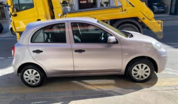Nissan March 2011 AUTOMATIC full