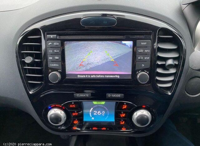Nissan Juke 1.6i N-Tec full