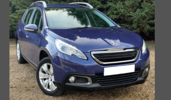 Peugeot 2008 1.4HDI Active Manual full