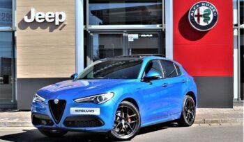 Alfa Romeo Stelvio Milano 210 full
