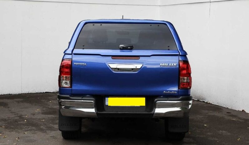 Toyota Hilux Invincible  2017 2.4d Automatic full