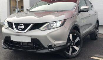 Automatic Nissan Qashqai N-Tec full