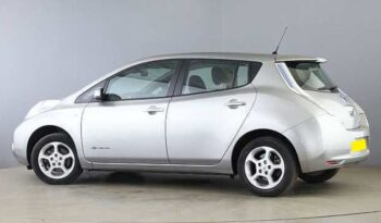 Nissan Leaf 80kW Acenta 24kWh 5dr Auto [6.6kW Charger] full