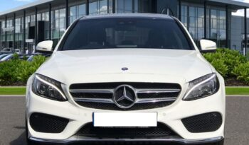 Mercedes C250 CDI AMG Line Premium PLUS full