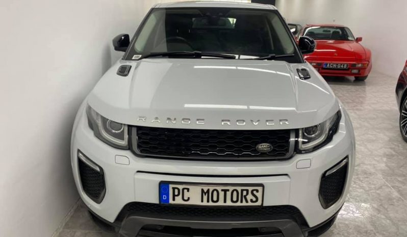 Range Rover Evoque  2.0 TD4 HSE Dynamic – PANORAMIC ROOF – Automatic 2016 full