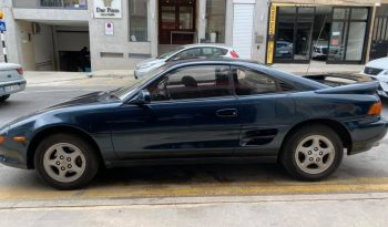 Toyota MR2 SW20 G LIMITED 1991 78k KM Only – CLASSIC CAR Eur8 licence – JAPAN IMPORT full