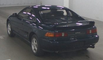 Toyota MR2 SW20 G LIMITED 1991 78k KM Only – CLASSIC CAR Eur8 licence full