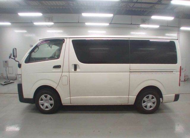 Toyota Hiace 2016 3.0d Automatic, 3 Seater   Ref:6884 full