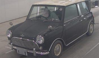 Mini Minor 1000cc 1989 full