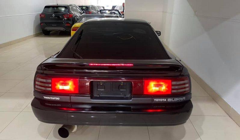 Classic Car-Eur8 Road Tax  Toyota Supra 1991 GA70H  2.0 GT TWIN TURBO – DIGITAL DASHBOARD full