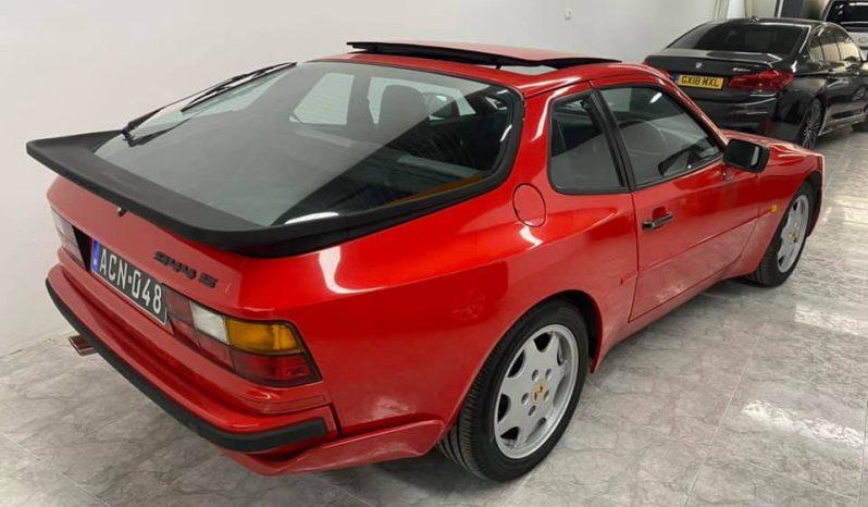 Porsche 944S classic car mint condition 2.5i – 1988 full