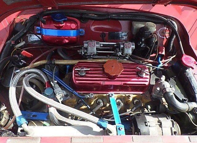 Classic Car Eur 8 Road Tax Mini Moke 1275cc – very Rare Car full