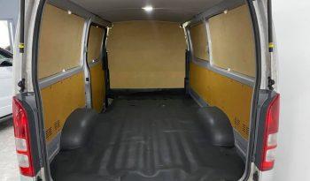 TOYOTA HIACE – 2012 – 3.0d – Manual – 3 Seater –  Ref: 5139 full