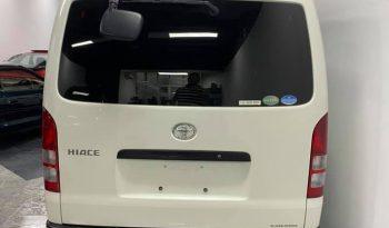 TOYOTA HIACE – 2017 – 3.0d – 3 Seater – Ref:7209 full