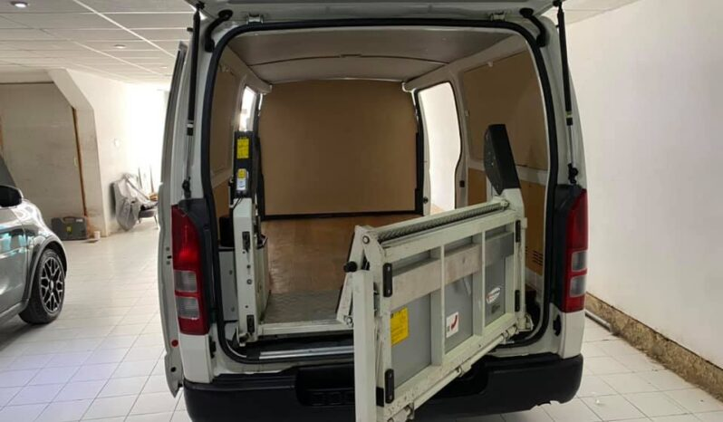 TOYOTA HIACE TAIL LIFT- 2014 – 3.0d – 3 Seater -Ref: 1788 full