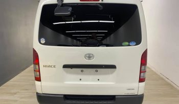 TOYOTA HIACE with Alloy Wheels- Automatic – 3 Seater – Ref: 2600 full