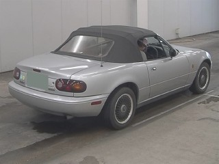 Mazda MX5 1991 1.6i Classic Car Manual full