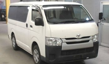 Toyota Hiace  3.0D  Automatic 2015 3seater Ref:8813 full