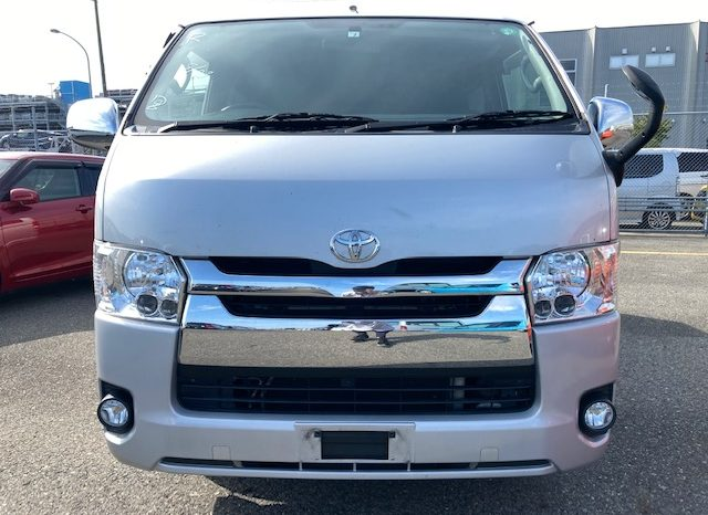 Toyota Hiace 3.0d Automatic 2015 3Seater DX GL Super Package Ref: 5410 full